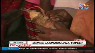 'Jembe lakwamuliwa topeni' - Wapenzi wakwamana kwenye lojini Nakuru