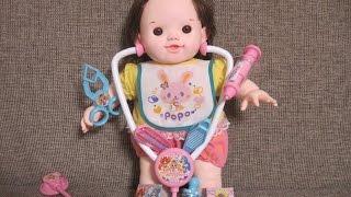 getlinkyoutube.com-ぽぽちゃん おもちゃ プリキュアのおいしゃさんセット 病院
