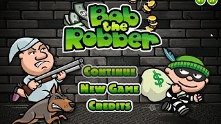 getlinkyoutube.com-Bob The Robber Walkthrough