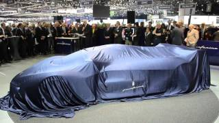 getlinkyoutube.com-Pininfarina press conference March 1st 2016. Unveiling of H2 Speed concept car