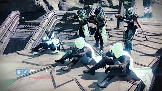World First Crota Hard Mode on Twitch (2nd overall)