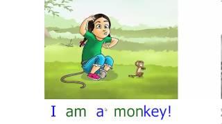Angličtina pro malé děti - Lekce programu Little Reader - příběh Let's pretend