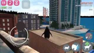 Goat simulator: all goat city bay trophies and robot goat part 2/2