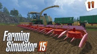 getlinkyoutube.com-Produção de Silagem - Farming Simulator 2015