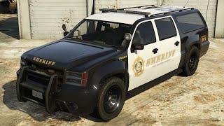 getlinkyoutube.com-قراند GTA V كيف تصلح سيارة الشرطة