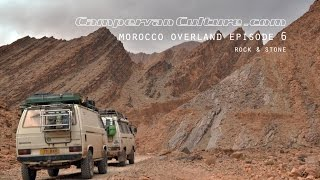 getlinkyoutube.com-VW T25/T3/Vanagon/Syncro Morocco Overland Episode 6 - Rock & Stone.