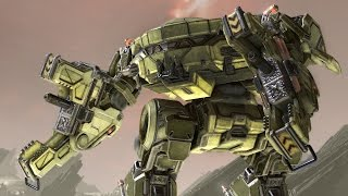getlinkyoutube.com-MechWarrior Online - Hail to the King Crab