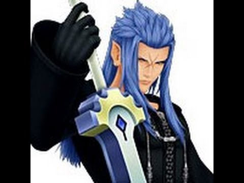 Kingdom Hearts II Final Mix: Saix Data Replica