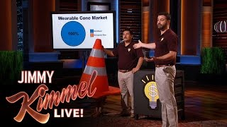getlinkyoutube.com-Jimmy Kimmel Pitches to Shark Tank
