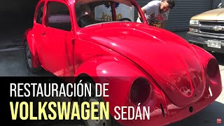 getlinkyoutube.com-Restauración VW Sedán Mod. 2000