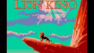 getlinkyoutube.com-The Lion King NES PIRATE complete high quality
