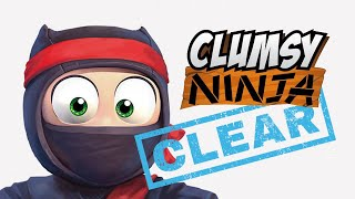 Clumsy Ninja - ENDING, The End of Book Story