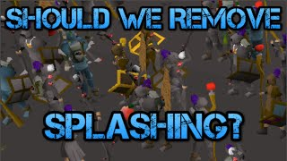 getlinkyoutube.com-My opinion on splashing, Splashing Good or Bad?! Old School RuneScape 2007