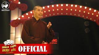 Thách Thức Danh Hài mùa 2| Sư Thầy tham gia gameshow hài
