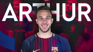 Should Barcelona sign Arthur Melo from Gremio?