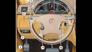 getlinkyoutube.com-Mercedes Brake Light Switch  BAS/ESP