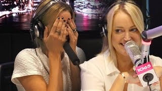 getlinkyoutube.com-Jackie STEALS Sophie Monk's Phone, Her SECRETS Are Out!