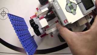 getlinkyoutube.com-Getting Started With The LEGO Mindstorms EV3 Ultrasonic Sensor