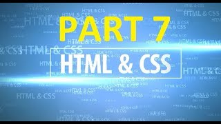 HTML AND CSS IN MARATHI PART 7