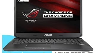getlinkyoutube.com-ASUS G750JZ JS JM - Official Release INFO - Nvidia GTX 880m 4gb - price - benchmarks - performance