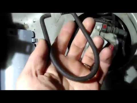Как снять бензонасос на рено меган (Renault Megane 2)