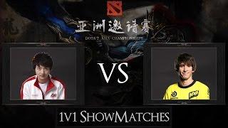 getlinkyoutube.com-Yao vs Dendi 1v1 | Dota 2 Asia Championship 2015