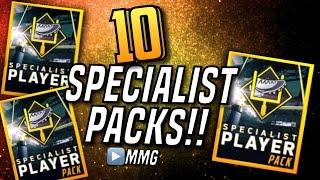 getlinkyoutube.com-10x Specialist Packs! 95 Overall Pull! Madden Mobile 16
