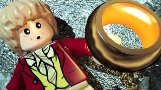 getlinkyoutube.com-LEGO The Hobbit The Video Game Trailer
