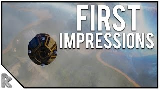 getlinkyoutube.com-Empyrion Galactic Survival #1 - First Impressions - Space Explorations Survival Game