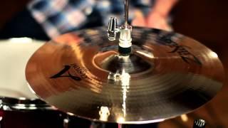 getlinkyoutube.com-Zildjian A Custom Cymbal Pack
