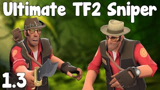 getlinkyoutube.com-Ultimate TF2 Sniper Loadout - Terraria 1.3 Ranged Fun Loadout