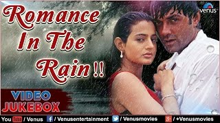 Romance In The Rain : Hot Bollywood Songs || Video Jukebox