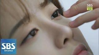 getlinkyoutube.com-구혜선, 시력 다시 잃어 @엔젤아이즈 (17회)