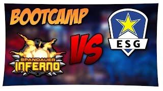 Spandauer Inferno vs ESG - SPIN BOOSTCAMP Livematch