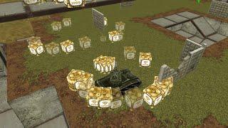 getlinkyoutube.com-Tanki online Gold box hack or Luck?
