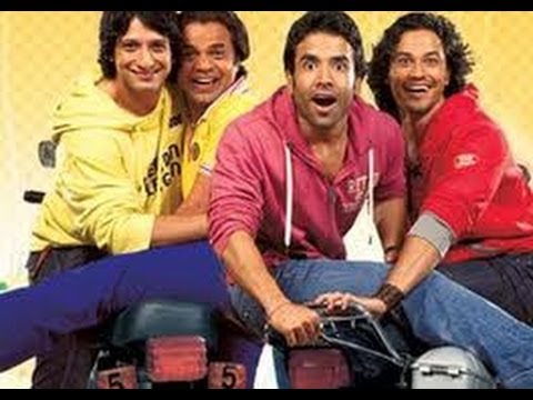 Dhol Bollywood Hindi Movie Trailer Sharman Joshi, Tusshar Kapoor, Kunal Khemu, Rajpal Yadav