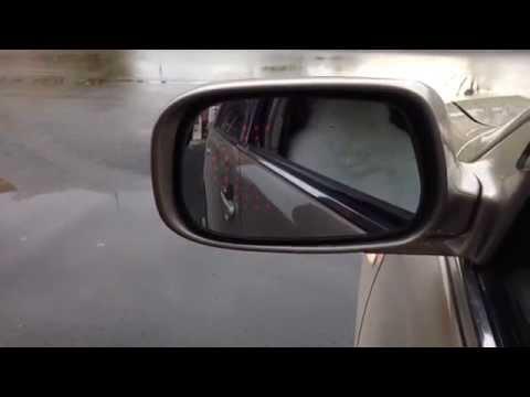 Led-стрелки (повторители поворота) в зеркала Камри 30