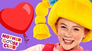 getlinkyoutube.com-Valentine's Day | Today Is the Day for Valentines | Mother Goose Club Songs for Children