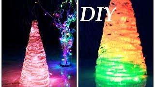 getlinkyoutube.com-DIY: Новогодний декор своими руками | VeneraDIY