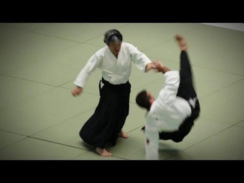 Igarashi Kazuo Shihan (五十嵐 和男) - 54th All Japan Aikido Demonstration (2016)