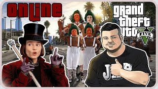 "getlinkyoutube.com-GTA 5 Online : "" Uccidiamo Willy Wonka e gli Umpa Lumpa "" [ EPICO ]"