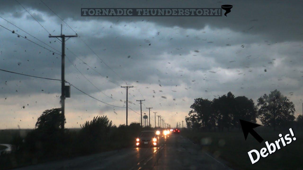 Midwest Derecho Storms