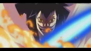 getlinkyoutube.com-One Piece AMV - Luffy & Sanji & Law VS Caeser & Vergo