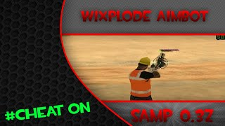 getlinkyoutube.com-[SAMP 0.3z] - Wixplode Aimbot (Lagshot) Without Spins [Download Link] 2014 ● Axpi