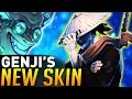 Overwatch | Genji Samurai Skin Revealed NEW COMIC!