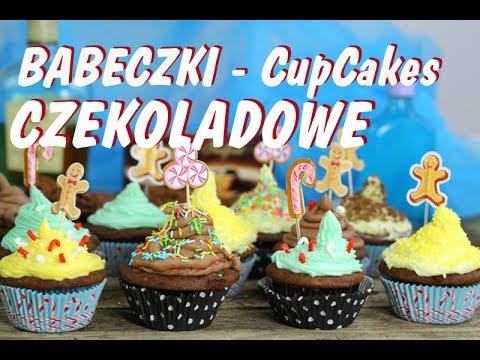 Babeczki Czekoladowe | Muffinki czekoladowe przepis od Deserek.TV