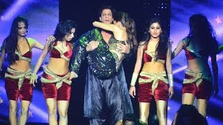 getlinkyoutube.com-SLAM Tour 2014 - New Jersey - Part 5 - Shah Rukh Khan, Deepika Padukone Performance Full HD