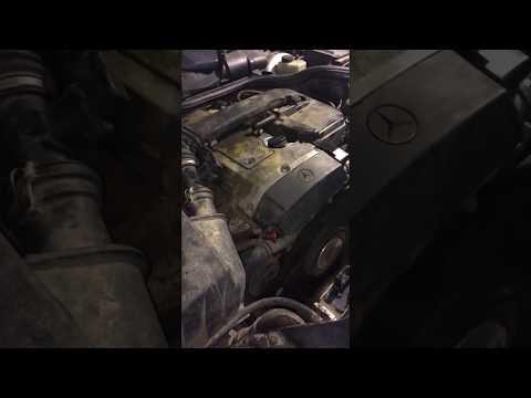 E-class Mercedes e210 пробег 430.000км