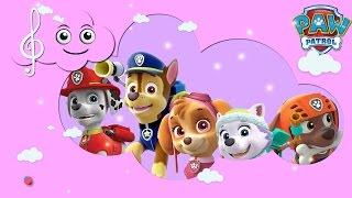 getlinkyoutube.com-Paw Patrol Finger Family | Nursery Rhymes | rhymesw | My Nursery rhymes