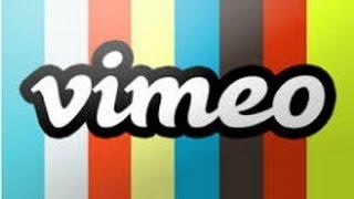 Como Descargar Videos de Vimeo Permiso Denegado o Privados